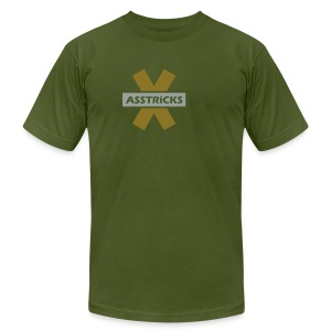 ASSTRiCKS shirt - Men's Fine Jersey T-Shirt