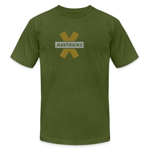 ASSTRiCKS shirt - Men's Fine Jersey T-Shirt