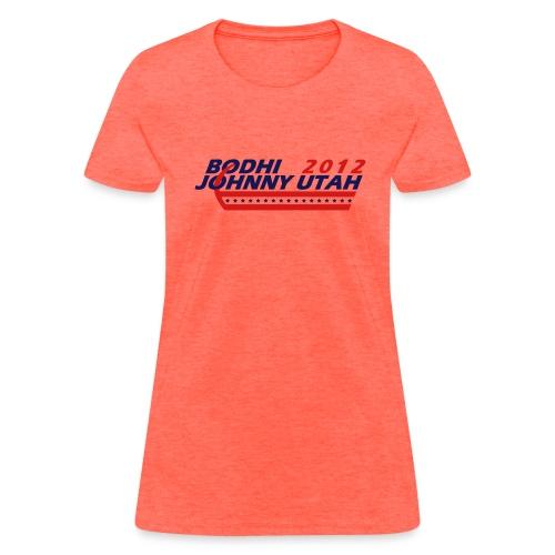 Bodhi - Johnny Utah 2012 - Women's T-Shirt