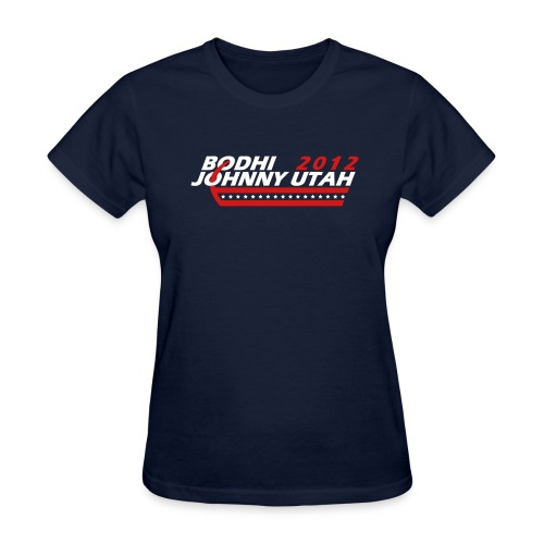 Bodhi - Johnny Utah 2012 - Women's T-Shirt
