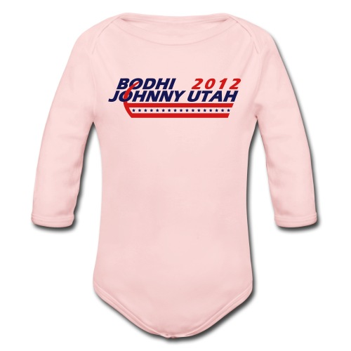 Bodhi - Johnny Utah 2012 - Organic Long Sleeve Baby Bodysuit