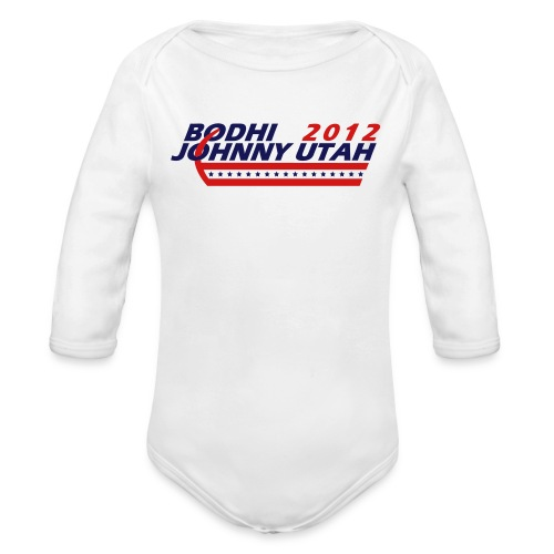Bodhi - Johnny Utah 2012 - Long Sleeve Baby Bodysuit