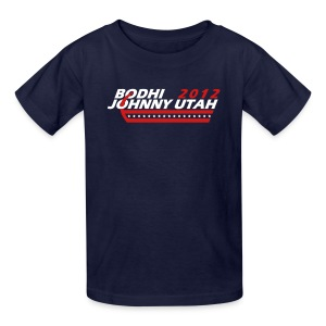 Bodhi - Johnny Utah 2012 - Kids' T-Shirt