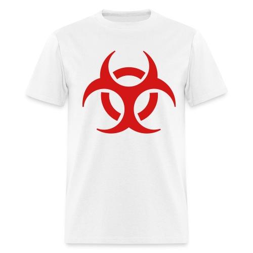 WCP Bio Hazzard - Men's T-Shirt
