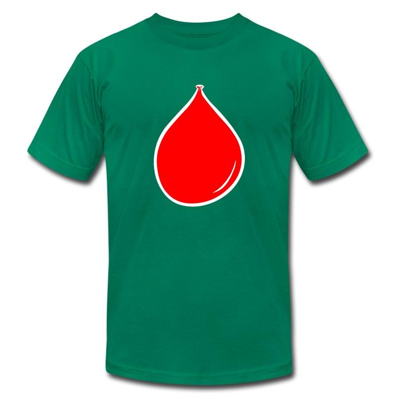 T-Shirt War Balloon - Men's Fine Jersey T-Shirt