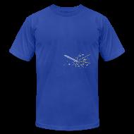 T-Shirts ~ Men's T-Shirt by American Apparel ~ Mens - Match Strike