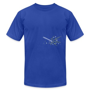 Mens - Match Strike - Men's Fine Jersey T-Shirt