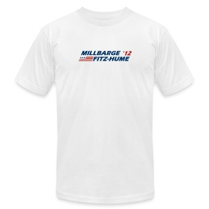 Millbarge - Fitz-Hume 2012 - Men's T-Shirt by American Apparel