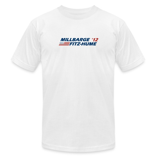 Millbarge - Fitz-Hume 2012 - Men's  Jersey T-Shirt