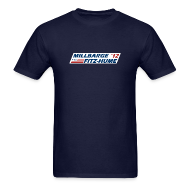 T-Shirts ~ Men's T-Shirt ~ Millbarge - Fitz-Hume 2012