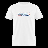 T-Shirts ~ Men's T-Shirt ~ Millbarge - Fitz-Hume 2012