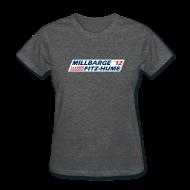 T-Shirts ~ Women's T-Shirt ~ Millbarge - Fitz-Hume 2012