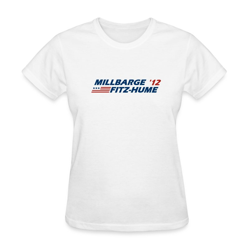 Millbarge - Fitz-Hume 2012 - Women's T-Shirt