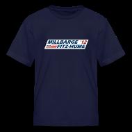 Kids' Shirts ~ Kids' T-Shirt ~ Millbarge - Fitz-Hume 2012