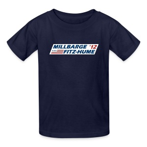 Millbarge - Fitz-Hume 2012 - Kids' T-Shirt