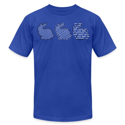 AA Stanford Bunny LoD Tee (any color) - Men's Fine Jersey T-Shirt