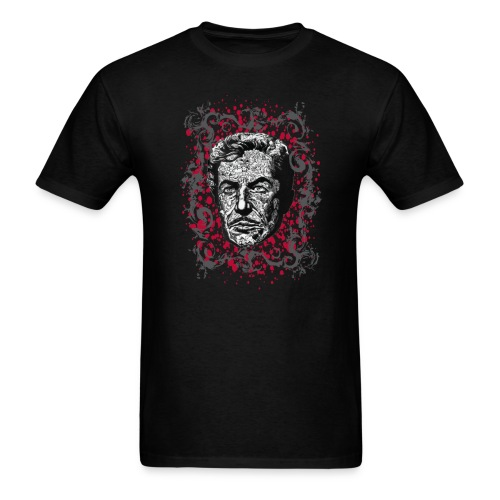 Mask of the Red Death - Men's T-Shirt
