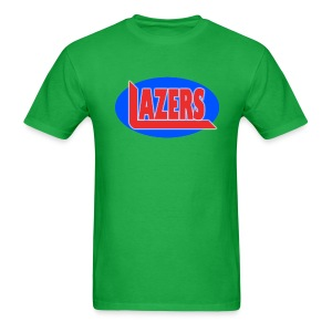 Lazers! - Men's T-Shirt