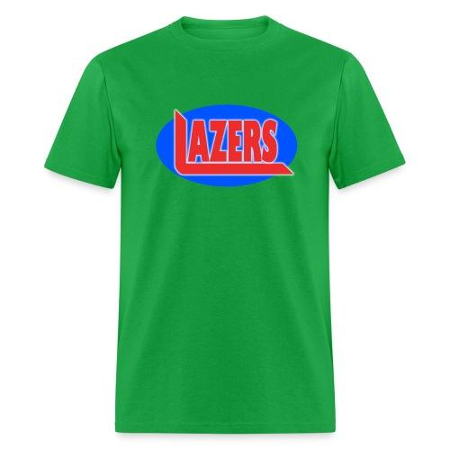 Lazers! - Men's T-Shirt