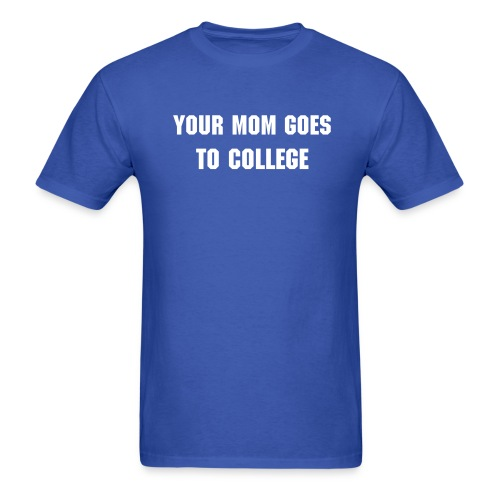 College T - Men's T-Shirt