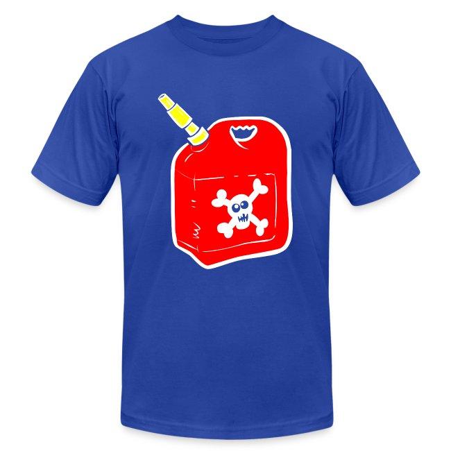 T-Shirt War Gas