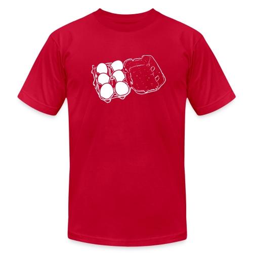 Mens- Eggs - Men's Jersey T-Shirt
