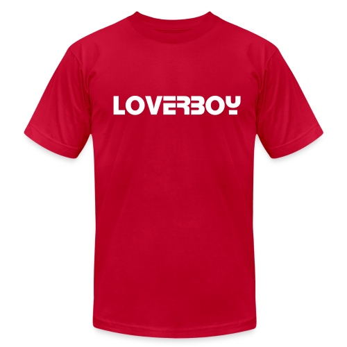 Loverboy (M) - Men's Fine Jersey T-Shirt