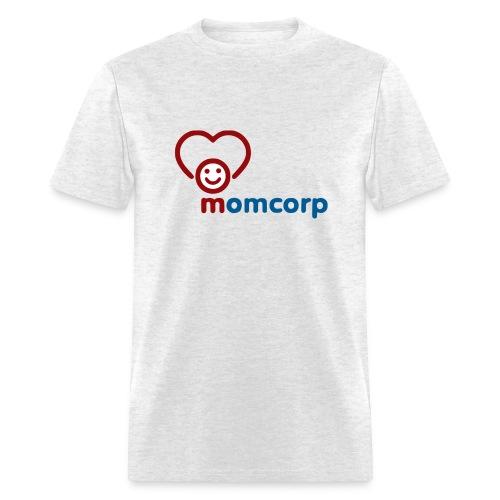 Momcorp men's standard t-shirt - Men's T-Shirt