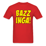 T-Shirts ~ Men's T-Shirt ~ BAZZINGA T-Shirt - Exclusive New Design