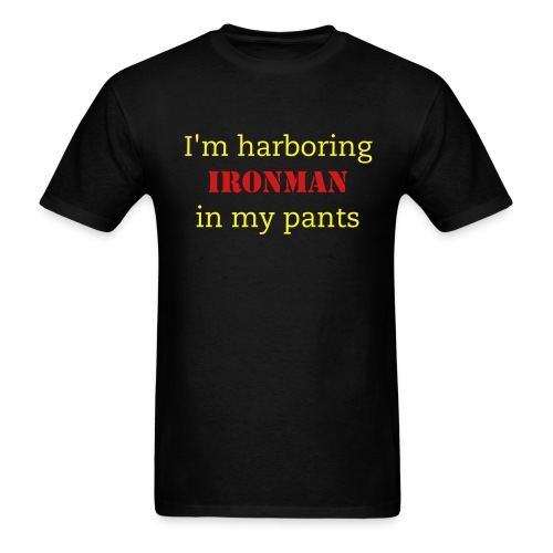 Harboring - Men's T-Shirt