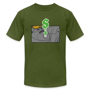 Moneyshot! - Men's Fine Jersey T-Shirt