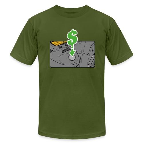 Moneyshot! - Men's Fine Jersey T-Shirt