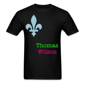 Thomas_TW_2 - Men's T-Shirt