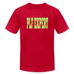 PLF Expert - Men's T-Shirt by American Apparel