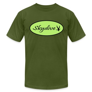 Skydive - Men's Fine Jersey T-Shirt