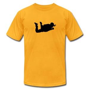 Skydiver - Men's Fine Jersey T-Shirt