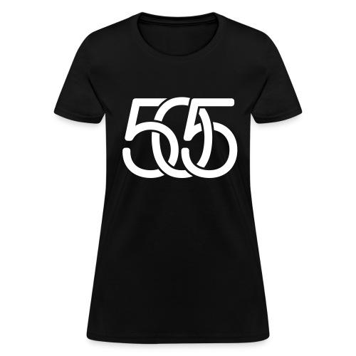 W, 505 White Link, Standard - Women's T-Shirt