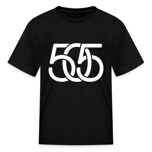 Kids, 505 White Link - Kids' T-Shirt