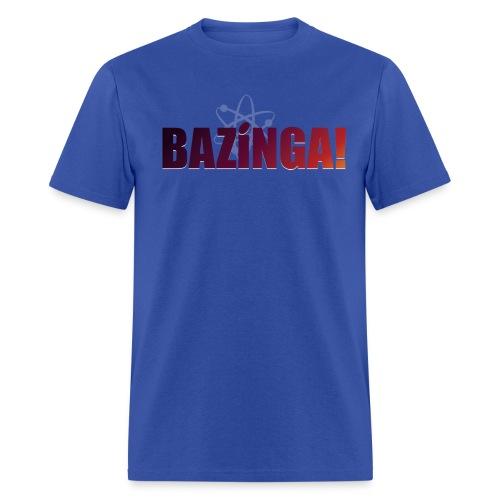Bazinga! - Men's T-Shirt