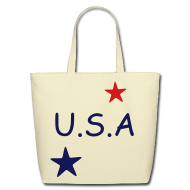 Bags & backpacks ~ Eco-Friendly Cotton Tote ~ usa