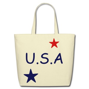 usa - Eco-Friendly Cotton Tote