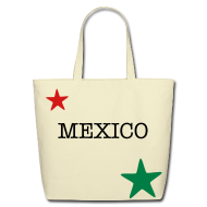 Bags & backpacks ~ Eco-Friendly Cotton Tote ~ stars