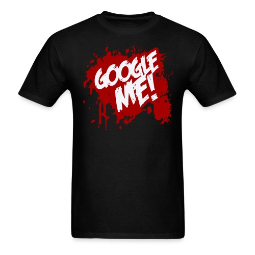 google me - Men's T-Shirt