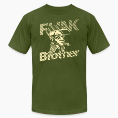 Olive THE ORIGINAL FUNK BROTHER  T-Shirts