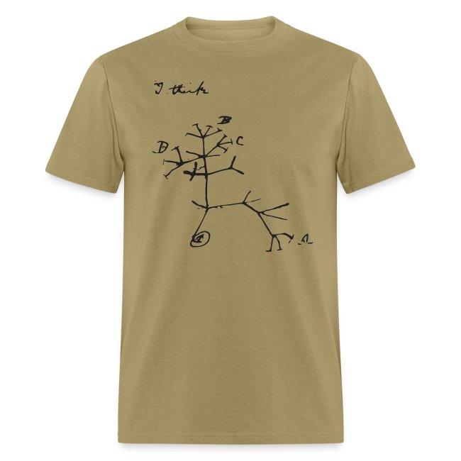 Darwin I Think Tree
