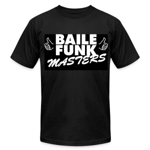 Baile Funk Masters - Men's T-Shirt by American Apparel