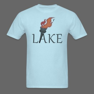 Torch Lake Men's Standard Weight T-Shirt - Men's T-Shirt