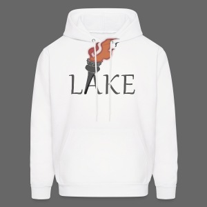 Torch Lake Men's Hooded Sweatshirt - Men's Hoodie