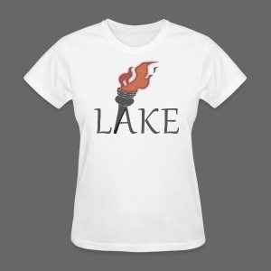 Torch Lake Women's Standard Weight T-Shirt - Women's T-Shirt