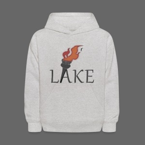 Torch Lake Kid's Hooded Sweatshirt - Kids' Hoodie